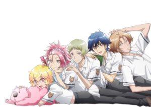 Cute High Earth Defense Club Love Love Visual 001 - 20160623