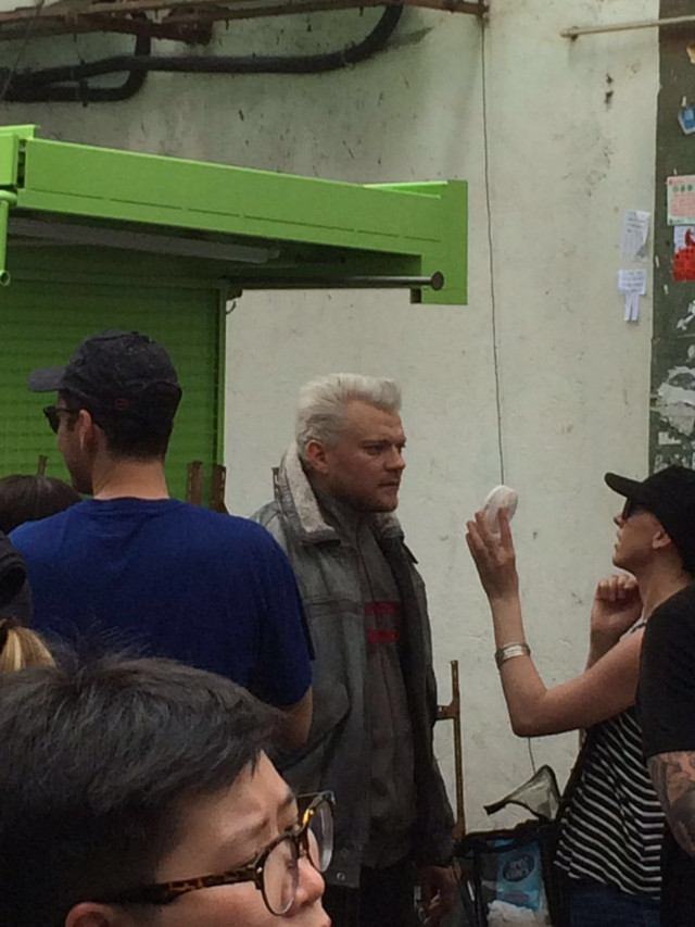 Ghost in the Shell Dreamworks Filming 002 - 20160608