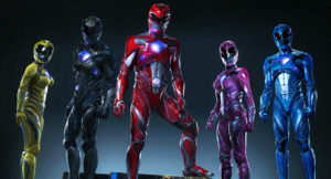 Power Rangers (2017) Cast Photo