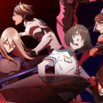 Scared Rider Xechs Anime Gets New Key Visual