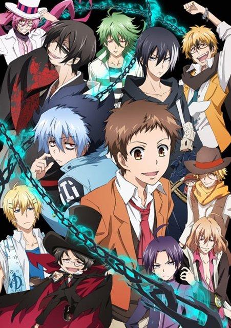 Servamp Anime Visual 001 - 20160623