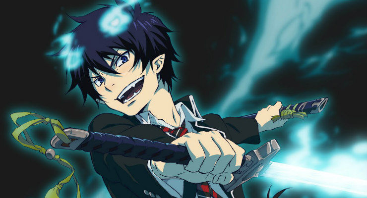 blue exorcist kyoto saga features female characters in 3 new pvs