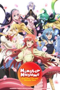 Monster Musume Visual 001 - 20160702