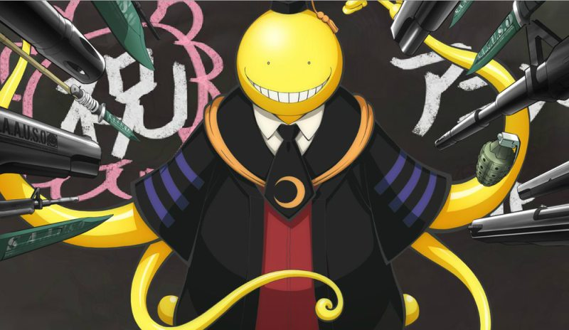 Assassination Classroom 002 - 20160816