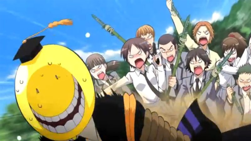 Assassination Classroom 006 - 20160816