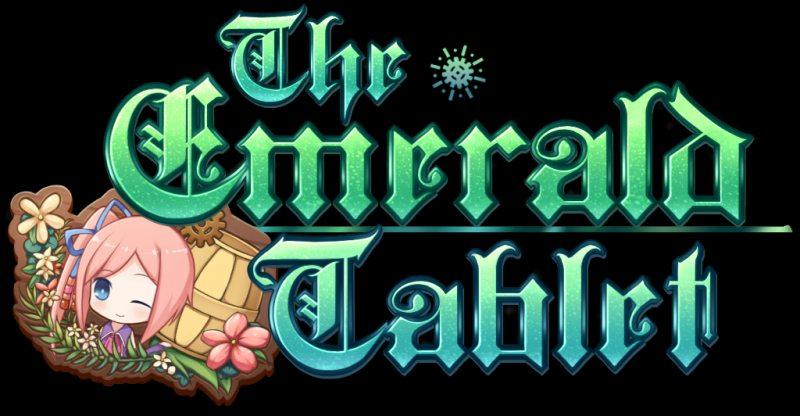 Emerald Tablet Logo 001 - 20160813