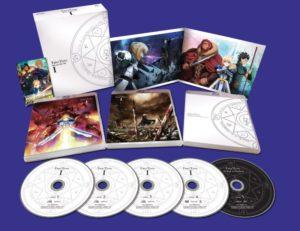 Fate Zero Blu-Ray Box 1 - 20160813