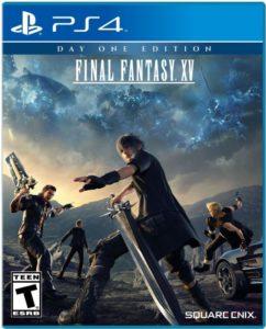 US Boxart, Copyright Square Enix