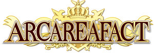 Show By Rock 2 - Arcareafact Logo