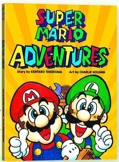 Super Mario Adventures Cover 001 - 20160804