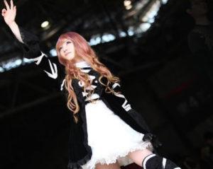 Crossplayer Nonomi as Touhou's Byakuren Hijiri. Image Credit: Tumblr (crossplayeverywhere)