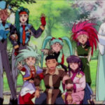Tenchi Muyo! Movie Trilogy (Tenchi Muyo In Love, Daughter of Darkness, Tenchi Forever!)