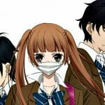 Anonymous Noise Anime Series to be Anime Strike Exclusive