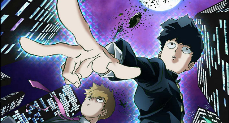 Mob Psycho 100 II Gets Second Trailer