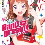 BanG Dream! English Manga Launches In Singapore On March 30, 2017