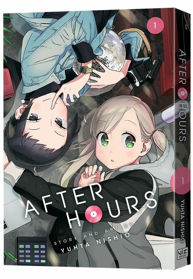 viz to launch yuri manga series  u0026quot after hours u0026quot  on 6  13  2017