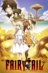 Fairy Tail Anime Key Visual