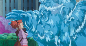 Mary and the Witch's Flower Key Visual