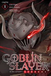 Yen Press Announces Goblin Slayer Side Story Manga Simulpub