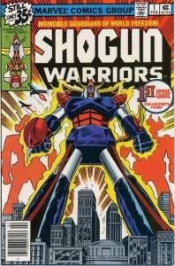 Shogun Warriors: Reminder of a Different Landscape
