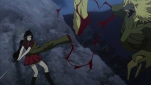 Blood-C 004