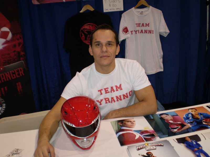 It's Morphin' Time! Interview with Steve Cardenas - Anime ...