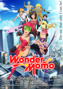 Wonder Momo 001 - 20140129