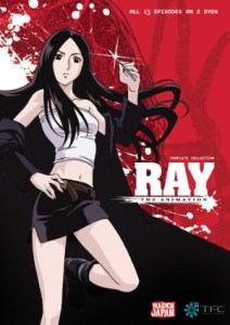 Ray The Animation Boxart - 20140710