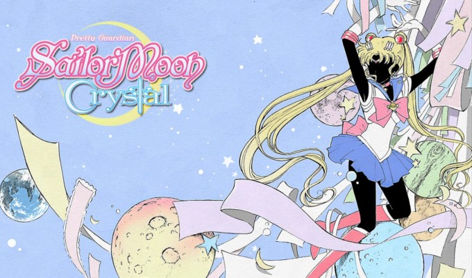 Impressions: Sailor Moon Crystal – The '90s, Today!