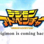 Digimon Adventure Returns Next Spring For 15th Anniversary Series