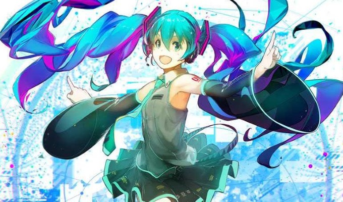 Hatsune Miku Meets Mainstream America in David Letterman Appearance