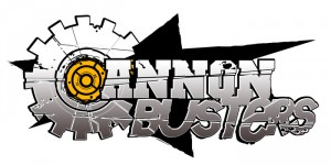 Cannon Busters Logo - 20141114