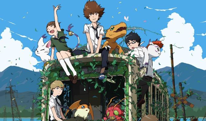 Digimon Adventure Cast Digimon Adventure Tri is