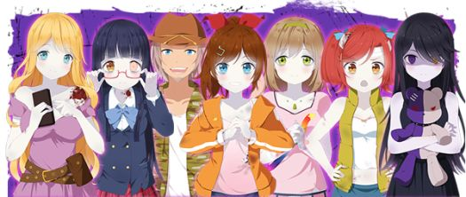 Undead Darlings Characters 001 - 20150712
