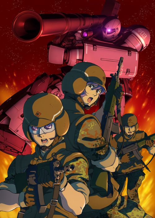 First Visual For Mobile Suit Gundam: The Origin III - Dawn of Rebellion Released - Anime Herald