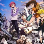 Otakon 2016: Vertical Acquires Seven Deadly Sins: The Seven Scars Left Behind Novel
