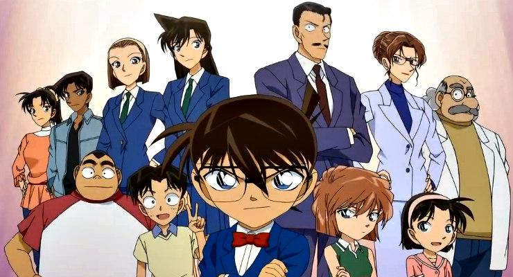 الانمي المحقق كونان الحلقة 877 Detective Conan