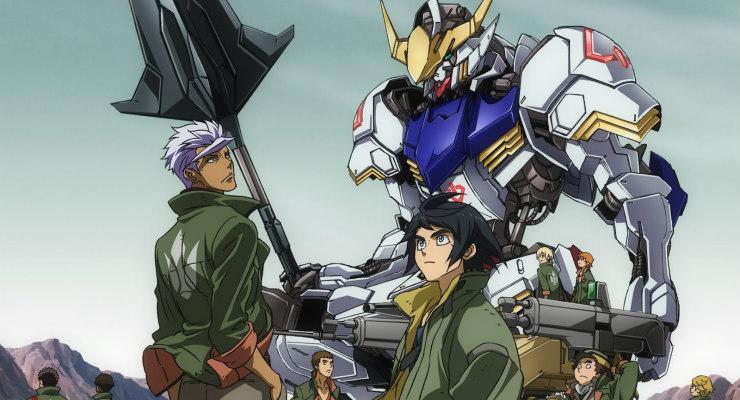 Gundam Iron Blooded Orphans Header 001 - 20160327